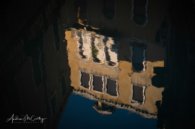 venician-reflection